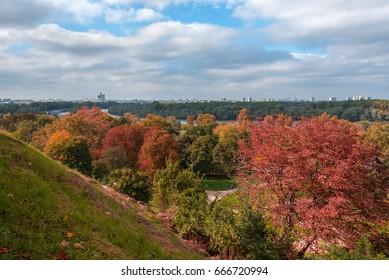 Autumn in Belgrade