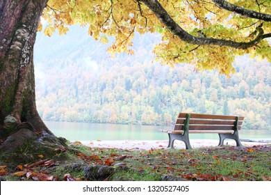 Autumn in Berchtesgaden, Germany