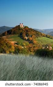 Autumn Calvary - Banska Stiavnica