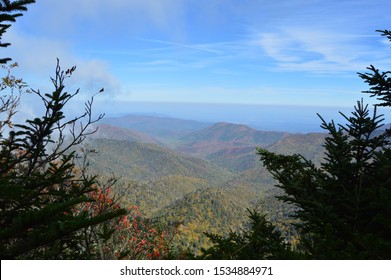 Autumn at Clingman's Dome - Tennessee