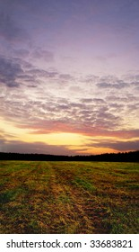 Autumn daybreak