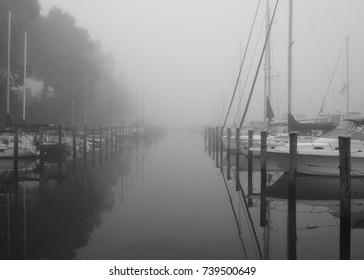 Autumn Docking