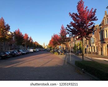 Autumn in Groningen, The Netherlands