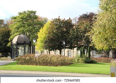 Autumn in Harrogate, West Yorkshire