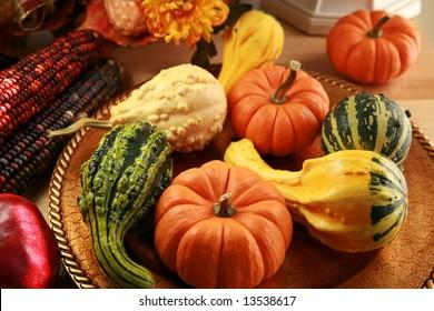 Autumn Holidays Centerpiece