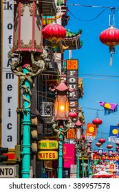 Autumn Moon Festival 2015 in Chinatown of San Francisco