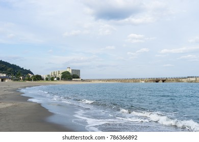 Autumn Nagahama Beach