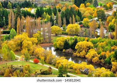 autumn in NewZealand