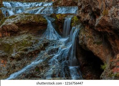 The Autumn in the Ordesa Valley (Ordesa National Park - Monte Perdido)