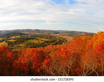 Autumn Ozark View