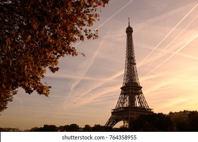 Autumn in Paris, France