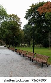 Autumn park aaan