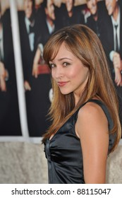 "Autumn Reeser at the premiere for the sixth season of the HBO TV series ""Entourage"" at Paramount Studios, Hollywood. July 9, 2009  Los Angeles, CA Picture: Paul Smith / Featureflash"