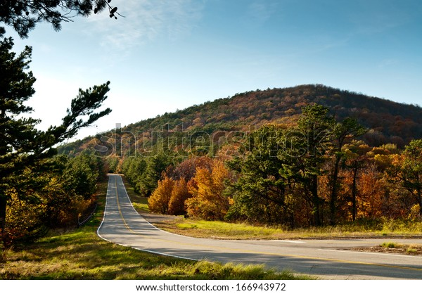Autumn Scenic Drive