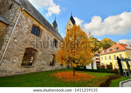 autumnfall-friesach-oldest-town-carinthi
