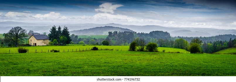 Auvergne Country Side