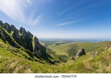 Auvergne Puy de Sancy