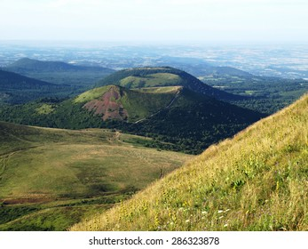 Auvergne volcano park