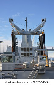 Auxiliary naval ship equipment.