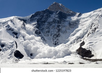 Avalanche Images Stock Photos Vectors Shutterstock
