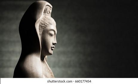 Avalokitasvara Bodhisattva/Guan Yin/Guanshiyin sculpture