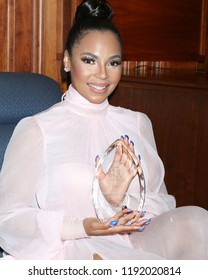 AVALON - SEP 29:  Ashanti at the Catalina Film Festival - Saturday Gala Portraits at the Casino on September 29, 2018 in Avalon, CA