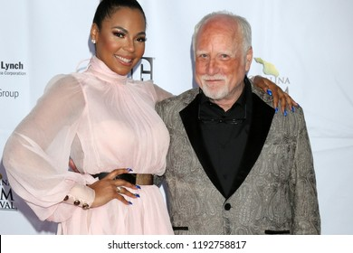 AVALON - SEP 29:  Ashanti, Richard Dreyfuss at the Catalina Film Festival - Saturday Red Carpet at the Casino on September 29, 2018 in Avalon, CA