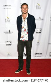 AVALON - SEP 29:  Tom Palmer at the Catalina Film Festival - Saturday Red Carpet at the Casino on September 29, 2018 in Avalon, CA