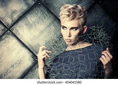 Royalty-Free Avant Garde Hairstyles Stock Images, Photos ...