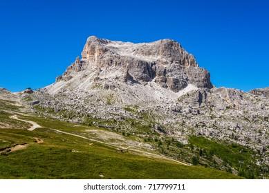 Averau, 2,649m a.s.l.