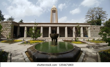 Avicenna Mausoleum, Hamedan, IRAN This Tomb is a public place for tourists. Avicenna was a Persian polymath. He has been described as the father of early modern medicine.