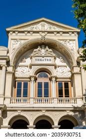 Avignon, France- 07.21.21: The hotel de ville in Avignon.