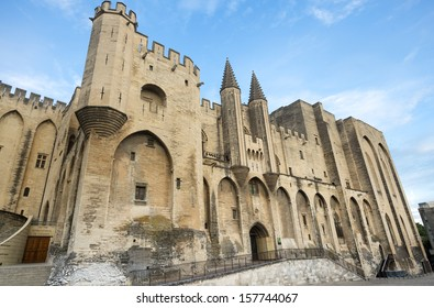 Avignon (Vaucluse, Provence-Alpes-Cote d'Azur, France), Palais des Papes (Palace of the Popes)