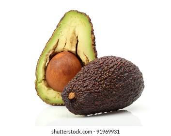 Avocado Hass Cross section