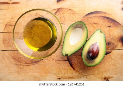 avocado oil, avocado