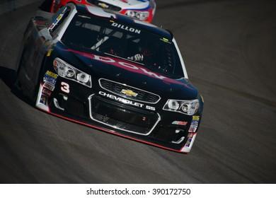 AVONDALE, AZ - MAR 12: Austin Dillon at the NASCAR Sprint Cup Good Sam 500 at Phoenix International Raceway in Avondale, AZ on March 12, 2016