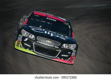 AVONDALE, AZ - MAR 12: Kasey Kahne at the NASCAR Sprint Cup Good Sam 500 at Phoenix International Raceway in Avondale, AZ on March 12, 2016