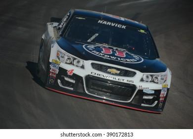 AVONDALE, AZ - MAR 12: Kevin Harvick at the NASCAR Sprint Cup Good Sam 500 at Phoenix International Raceway in Avondale, AZ on March 12, 2016
