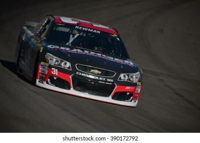 AVONDALE, AZ - MAR 12: Ryan Newman at the NASCAR Sprint Cup Good Sam 500 at Phoenix International Raceway in Avondale, AZ on March 12, 2016