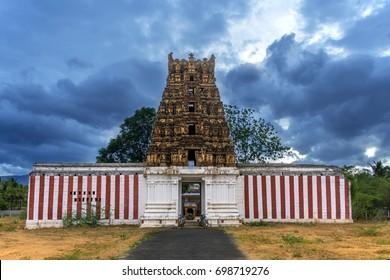 Avudai amman temple in Alwar kurichi Tamilnadu India, tamilnadu