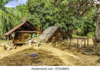 Awarradam in Surinam