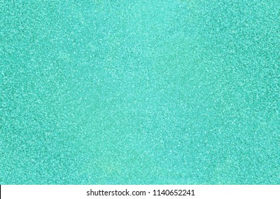 Awe beauty tileable twinkly cold teal color giltter copyspace area for text on merry xmas card fond. Vibrant dreamy gala flash spot art vintage diamond crystallize paper wall. Close-up detail view