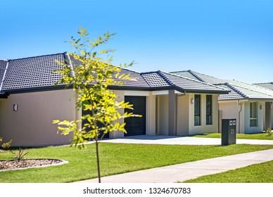 An awe-inspiring house outdoor