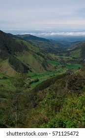 Awesome view of the Cocora Valley in Colombia