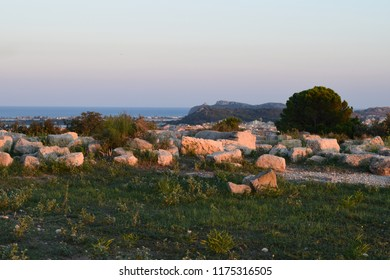 Awesome view from Colle di San Michele (Cagliari - Sardinia - Italy)