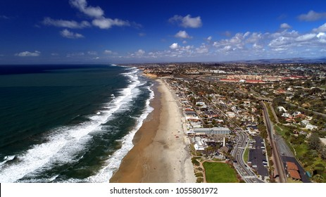 Awesome view of Del Mar in San Diego county