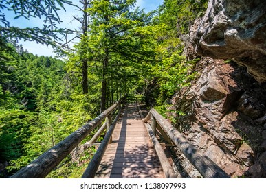Awsome day climbing Jacobs Ladder and walking the footpaths at Victoria Park in Truro, Nova Scotia.