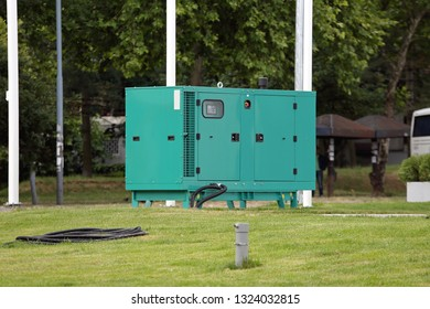 Axiliary Diesel Generator for Emergency Electric Power