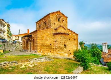 Ayios Stefanos church in Kastoria, Greece