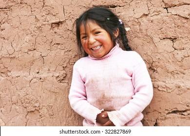 Aymara kid